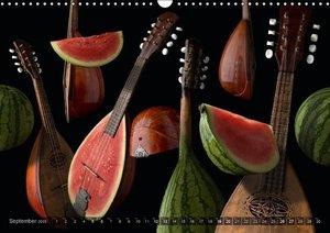 Musica fabulosa (Wall Calendar 2015 DIN A3 Landscape)