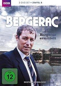 Bergerac-Die Komplette Achte Staffel