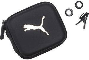 Puma 360 Pro Performance Sport Headset In-Ear + Mic, rot