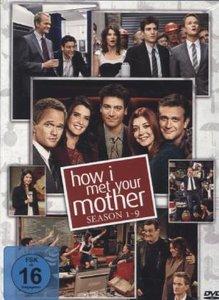 How I Met Your Mother - Seasons 1 -9