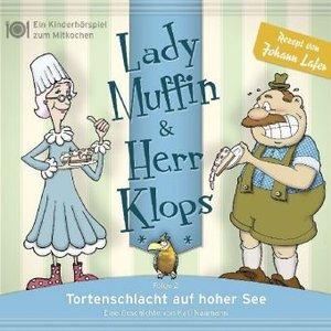 Lady Muffin & Herr Klops 02: Tortenschlacht auf hoher See