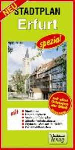 Erfurt spezial Stadtplan 1 : 20 000