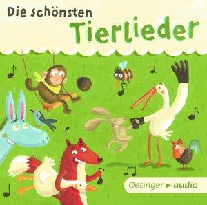 Die schönsten Tierlieder (CD)