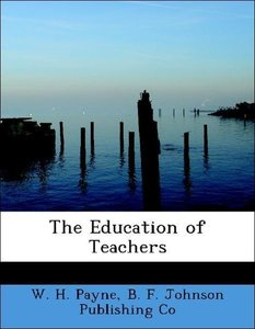 The Education of Teachers