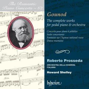 Die Werke für Piano und Orchester