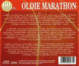 60 Top-Hits Oldie Marathon