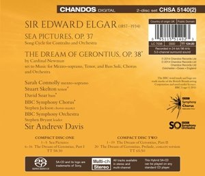 The Dream of Gerontius/Sea Pictures op.37