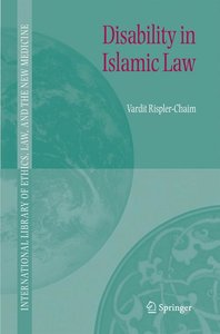 Disability in Islamic Law