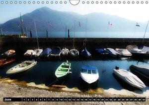 Romantic Lake Maggiore (Wall Calendar perpetual DIN A4 Landscape