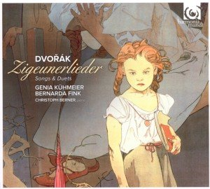 Zigeunerlieder-Lieder & Duette