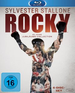 Rocky 1-6 - The Complete Saga