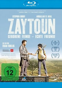 Zaytoun-Geborene Feinde,echte Freunde BD
