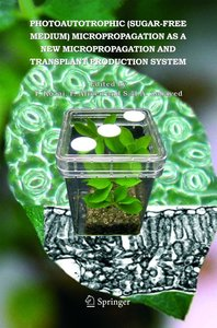 Photoautotrophic (Sugar-Free Medium) Micropropagation as a New M