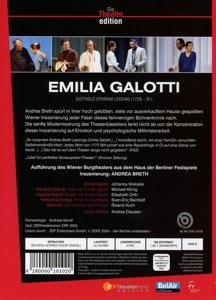 Emilia Galotti, Wiener Burgtheater