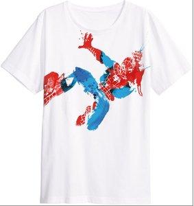 Batman - JUMP - T-Shirt - Größe L - weiss