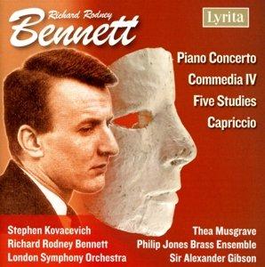 Bennett:Piano Concerto