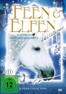 Feen & Elfen (6 Filme Collection)