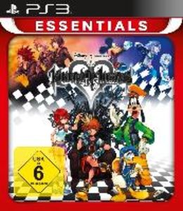 Kingdom Hearts 1.5 Remix Essentials. Playstation PS3