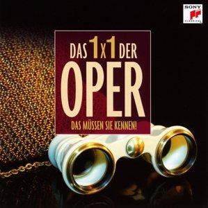 1x1 der Oper