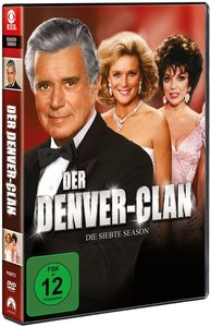Der Denver-Clan - Season 7 (7 Discs, Multibox)