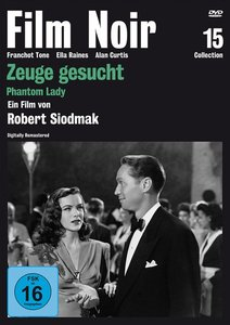 Film Noir Collection 15: Zeuge gesucht