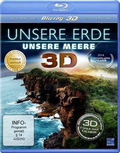 Unsere Erde, unsere Meere 3D