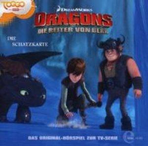 Dragons - Die Reiter von Berk 04. Die Schatzkiste