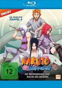 Naruto Shippuden - Staffel 6. Die Prophezeiung und Rache des Mei