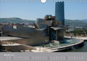 Spain culture and architecture (Wall Calendar 2015 DIN A4 Landsc