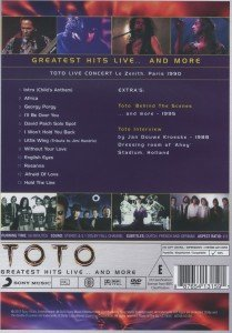 Greatest Hits Live...And More/The Ultimate Clip