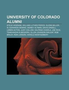 University of Colorado alumni