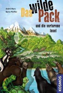 Das wilde Pack 11. Das wilde Pack und die verlorene Insel