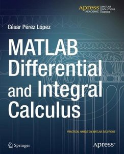 MATLAB Differential and Integral Calculus