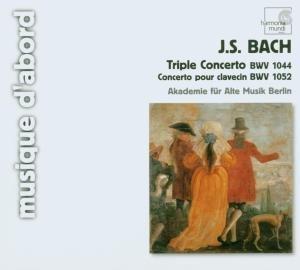Triple Concerto BWV 1044/+