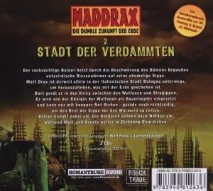 Die Stadt Der Verdammten-Vol.2