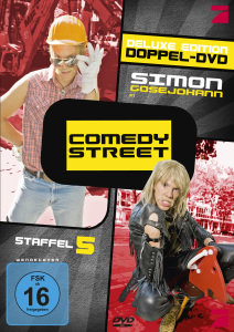 Comedy Street-Staffel 5 (Deluxe Edt.)