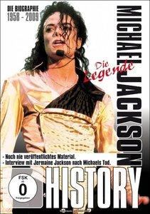 Michael Jackson-History - Die Legende