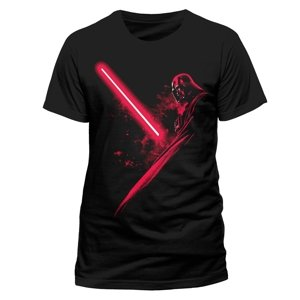 Vader Shadow (T-Shirt,Schwarz,Größe M)