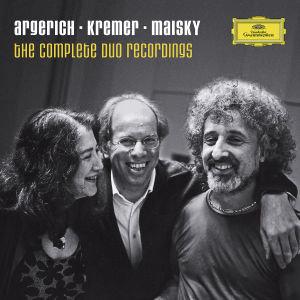 Argerich-Edition: Die Duo-Aufnahmen