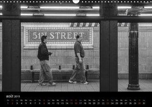 Escapade à Manhattan (Calendrier mural 2015 DIN A3 horizontal)