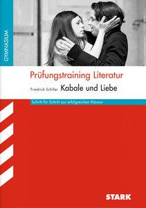 Prüfungstraining Literatur / Kabale und Liebe