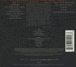 2112-Deluxe Edition (CD+Blu-Ray)