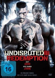 Undisputed III: Redemption (DVD)