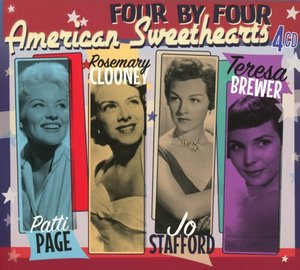 Four By Four-American Sweethearts