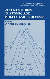 Recent Studies in Atomic and Molecular Processes