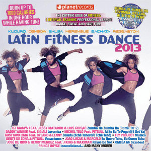 Latin Fitness Dance 2013