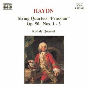 Streichquartette op.50,1-3
