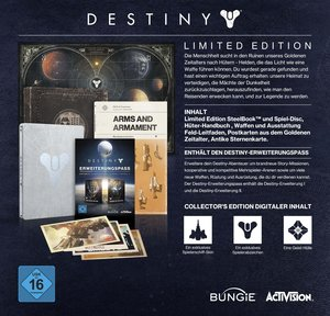 Destiny - Limited Edition