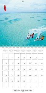 Fun Sports Edition: Kitesurfing