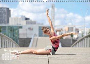 Vu-Dinh, N: Des Danseurs Dans La Ville L'Xil Et Le Mouvement